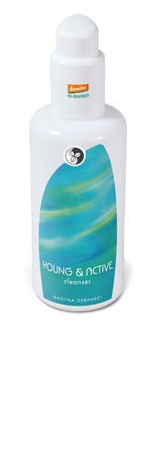 Martina Gebhardt Young & Active Cleanser 150 ml